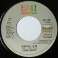 David Bowie-Modern Love / Modern Love (Live Version)