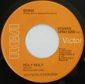 David Bowie-Diamond Dogs / Holy Holy