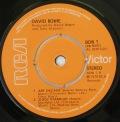 David Bowie-Breaking Glass / Art Decade / Ziggy Stardust