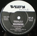 Madness-The sun and the rain / Fireball XL 5