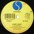 Madonna-Hanky Panky / More