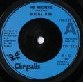 Midge Ure-No Regrets / Mood Music