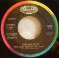 Ann Wilson-The Best Man In The World / The Best Man In The World ( Instr )