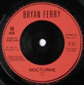 Bryan Ferry-Don't Stop The Dance / Nocturne