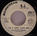 Bertha Belle Browne-I'm A Song ( Sing Me ) / I'm A Song ( Sing Me )