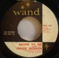 Chuck Jackson-Candy / Shame On Me
