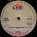 Carol Woods-Heading Down Fools Road / Once More Down Fools Road