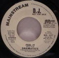 Dramatics-No Rebate On Love / Feel It