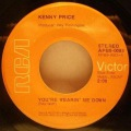Kenny Price-You're Wearin' Me Down / The Closest Thing To Me (Is My Shadow)