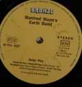 Manfred Mann's earth band-Solar fire