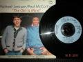 Michael Jackson / Paul McCartney-The Girl Is Mine