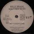 Wet Wet Wet / Billy Bragg With Cara Tivey-With A Little Help From My Friends / She's Leaving Home