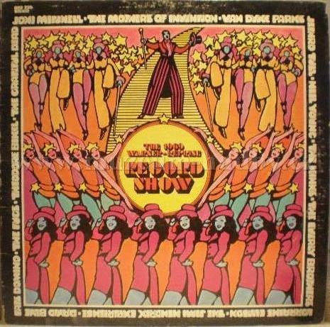 1969 Warner Reprise Record Show 2xlp 1969 Warner