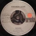 Amanda Lear-Queen Of China Town / Alphabet