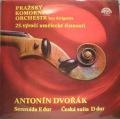 Antonín Dvořák-Serenáda E Dur, Česká Suita D Dur