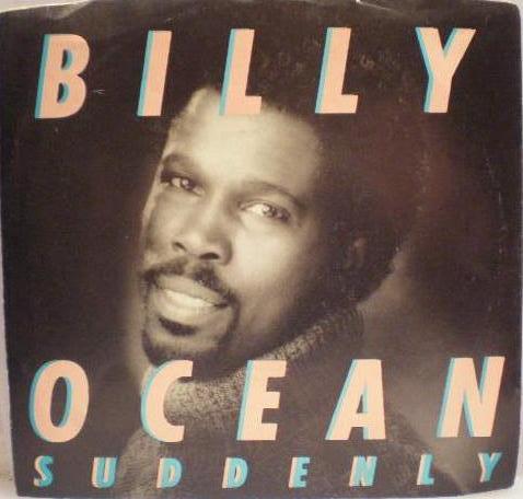 "Billy Ocean: Suddenly / Lucky Man - Vinyl(45"" Single)"