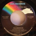 Bill Anderson-Let Me Whisper Darling One More Time / Liars One, Believers Zero