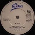 Cyndi Lauper-My First Night Without You / Unabbreviated Love