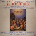 Capella Savaria-Baroque Cantatas And Concertoc For Christmas