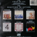 Foreigner-Gold as Ice / Reaction To Action