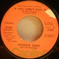Freddie Hart And The Heartbeats-If You Can't Feel It / Skid Row Street