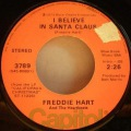 Freddie Hart And The Heartbeats-Blue Christmas / I Believe In Santa Claus