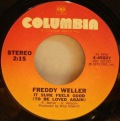 Freddy Weller-Too Much Monkey Business / It Sure Feels Good (To Be Loved Again)