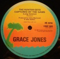 Grace Jones-The Hunter Gets Captured By The Game / Warm Leatherette