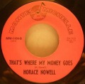 Horace Nowell-My Precious Love / That's Where My Money Goes