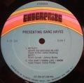 Isaac Hayes-Presenting