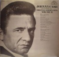 Johnny Cash And The Tennessee Two-Original Goolden Hits Volume II
