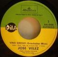 Jose Velez-Vino Griego / Sientate