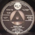 Johnny O'neill-Somebody , Just Like You / Wagon Train