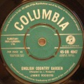 Jimmie Rodgers-English Country Garden / A Little Dog Cried