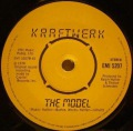 Kraftwerk-The Model / Computer Love