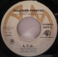 L.T.D.-Together Forever / Holding On ( When Love Is Gone )