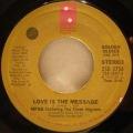 MFSB-Love Is The Message / TSOP ( The Sound Of Philadelphia )