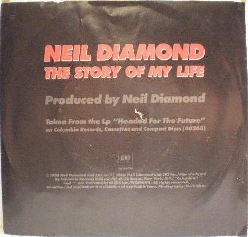Neil Diamond The Story Of My Life Love Doesn T Live Here