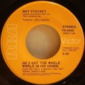 Nat Stuckey-Forgive Me For Calling You Darling / He's Got The Whole World In His Hands