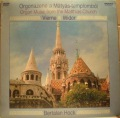 Organ Music From The Matthias Church / Bertalan Hock