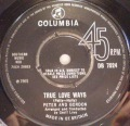 Peter And Gordon-If You Wish / True Love Ways