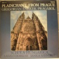 Plainchant From Prague-Schola Hungarica