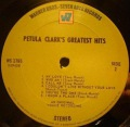 Petula Clark's-Greatest Hits, Vol. 1