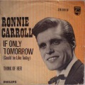 Ronnie Carroll-If Only Tomorrow / Think Of Her