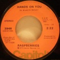 Raspberries-Hands On You / Overnight Sensation