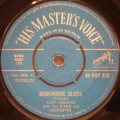 Tony Osborne With His Piano And Orchestra-The Swinging Gypsies / Bunkhouse Blues