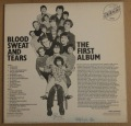 Blood, Sweat & Tears-The First Album