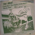 Brat, The-Chalk Dust - The Umpire Strikes Back / Moody Mole