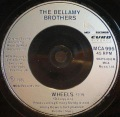 Bellamy Brothers, The-Old Hippie / Wheels