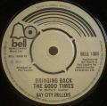 Bay City Rollers-Summerlove Sensation / Bringing Back The Good Time